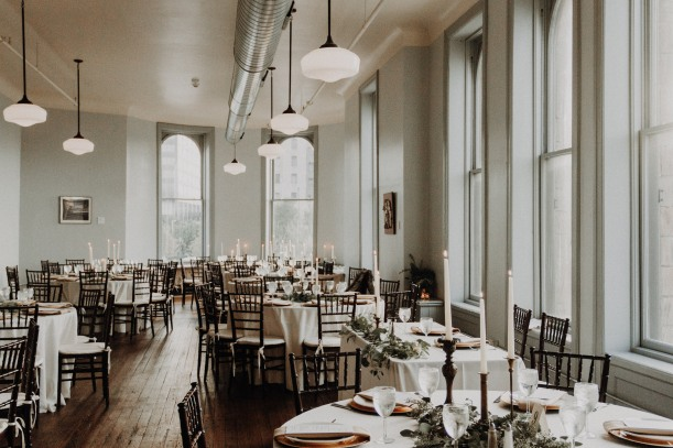 Table Setup Pt 2 Sep 8 Wedding